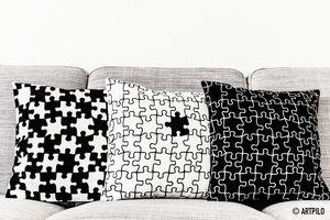ARTPILO - puzzle - Cushion Cover