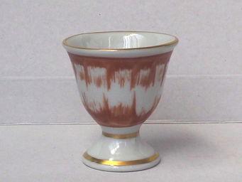 Marie Daage - rafia - Egg Cup