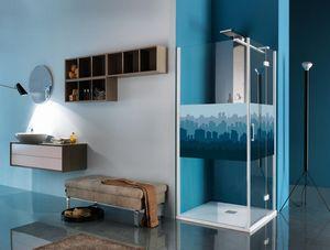 Samo - polaris new york - Shower Enclosure