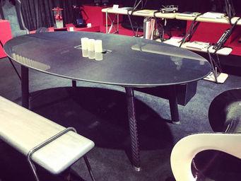 ALVARAE -  - Oval Dining Table
