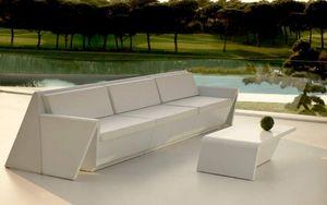 VONDOM - rest - Garden Sofa