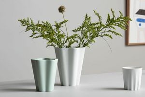 Hay - iris - Flower Vase