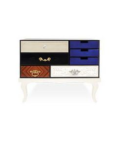 BOCA DO LOBO - soho - Chest Of Drawers