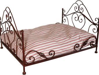 Antic Line Creations - lit chien en fer forgé - Dog Bed