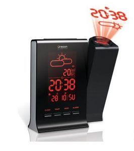 Oregon Scientific - réveil projection de jour - Weather Clock