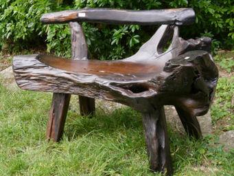Thierry GERBER - pd007 - Garden Bench