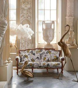 CLARKE & CLARKE - animalia--' - Furniture Fabric