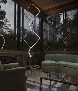 FLOS - arrangements round large - Hanging Lamp