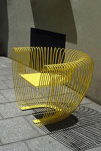 Concept Urbain -  - Garden Armchair