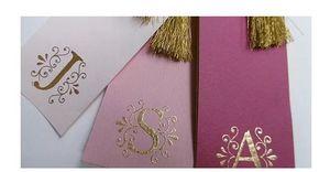 ALYS ART - initiale - Bookmark