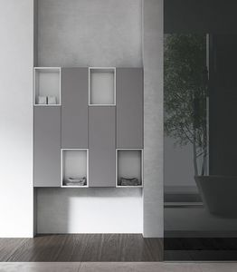 BMT - -xfly_ - Bathroom Double Storage Cabinet