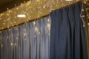 CR CLASS - viena - Hooked Curtain