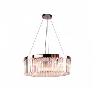 ALAN MIZRAHI LIGHTING - am0420 custom-made round - Chandelier