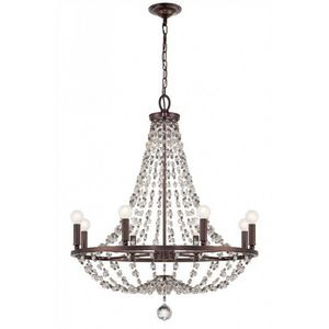 ALAN MIZRAHI LIGHTING - qz1548 channing - Candelabra