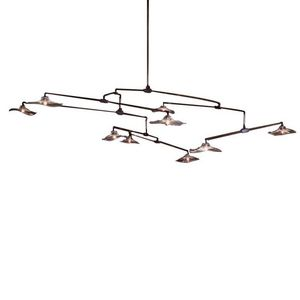 ALAN MIZRAHI LIGHTING - am1404 calla mobile - Chandelier
