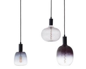 NEXEL EDITION - rubis globe - Hanging Lamp