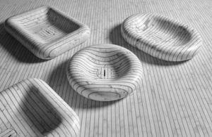 Antonio Lupi - gessati - Freestanding Basin