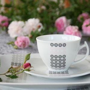 TASSE & ASSIETTE - mandalas - Tea Cup