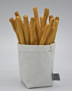 ROTIN ET OSIER - dafne blanc - Bread Basket