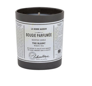 Lothantique - -la bonne maison thé blanc - Scented Candle