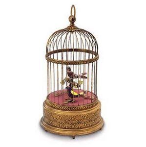 Reuge -  - Singing Bird Music Box