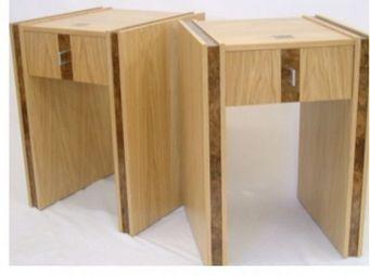 Gerard Lewis Designs - ob4000 - Bedside Table