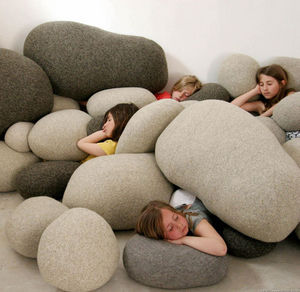 Smarin -  - Floor Cushion