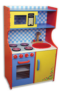 Andreu-Toys - cocina multicolor - Doll Furniture