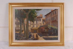 Antiquites Decoration Maurin -  - Oil On Canvas And Oil On Panel