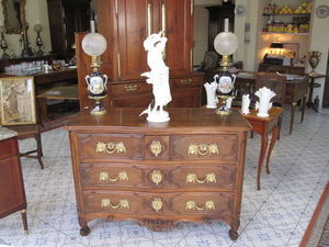 Antiquités Bazin -  - Chest Of Drawers