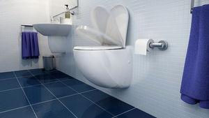 SFA - sanicompact comfort - Wall Mounted Toilet