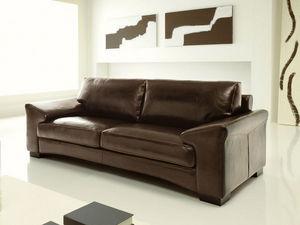 Poles Salotti -  - 3 Seater Sofa