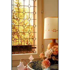 Variance store - champagne - Stained Glass Film