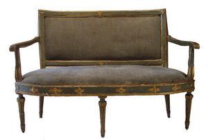 KUNST UND ANTIQUITATEN EHRL - louis seize bench - 2 Seater Sofa