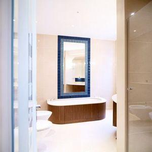 Howdle Bespoke Furniture Makers - walnut bathroom - Freestanding Bathtub