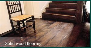West Sussex Antique Timber Company -  - Wooden Floor