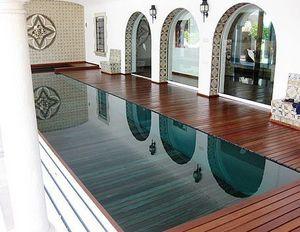 Aqualift - arcadia - Indoor Pool