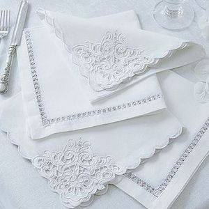 Cologne & Cotton -  - Table Napkin
