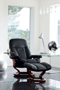 Stressless® - consul - Armchair And Floor Cushion
