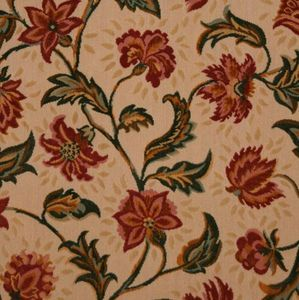 Louis XIV style fabric