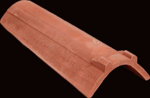 Gillaizeau - a crochets - Spanish Roof Tile