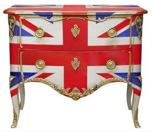 Moissonnier - union jack - Chest Of Drawers