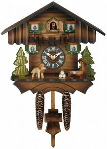 1001 PENDULES - chalet 1 jour - Cuckoo Clock