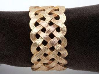 L'OBJET - braid napkin jewels - Napkin Ring