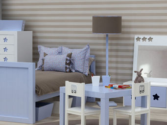 BABYROOM - ambiente yute - Children's Bedroom 4 10 Years