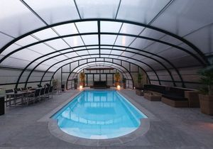 Abrisud -  - Freestanding Pool Enclosure