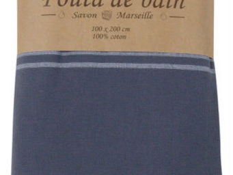 Antic Line Creations - foutas ardoise - Fouta Hammam Towel