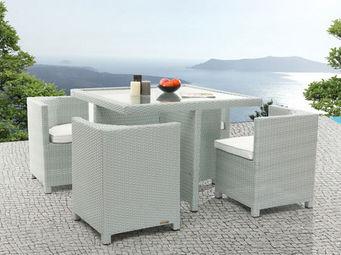 Miliboo - grecques jardin - Garden Furniture Set