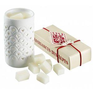 Perfumed cubes
