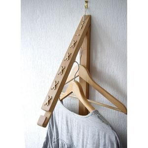 La Fin du Mobilier - portant à vêtements mural - Hanging Storage Panel